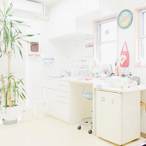 臨床検査技師常勤の検査室